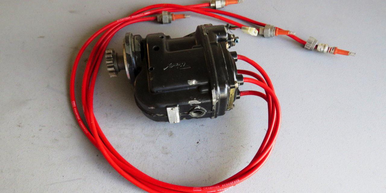 4. Zylinder zündet nicht auf dem rechten Magnet