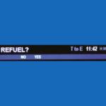 Korrekte Fuel Daten beim Aufstarten