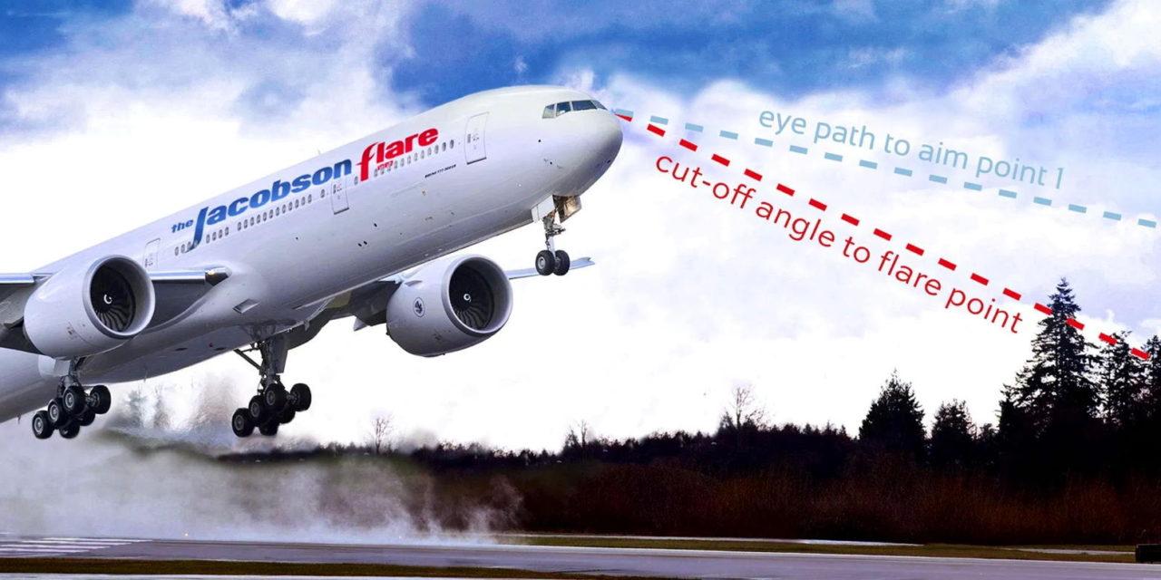 Der Jacobson Flare – Einfache aerodynamische Logik