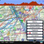 CXA Checkliste in Sky-Map