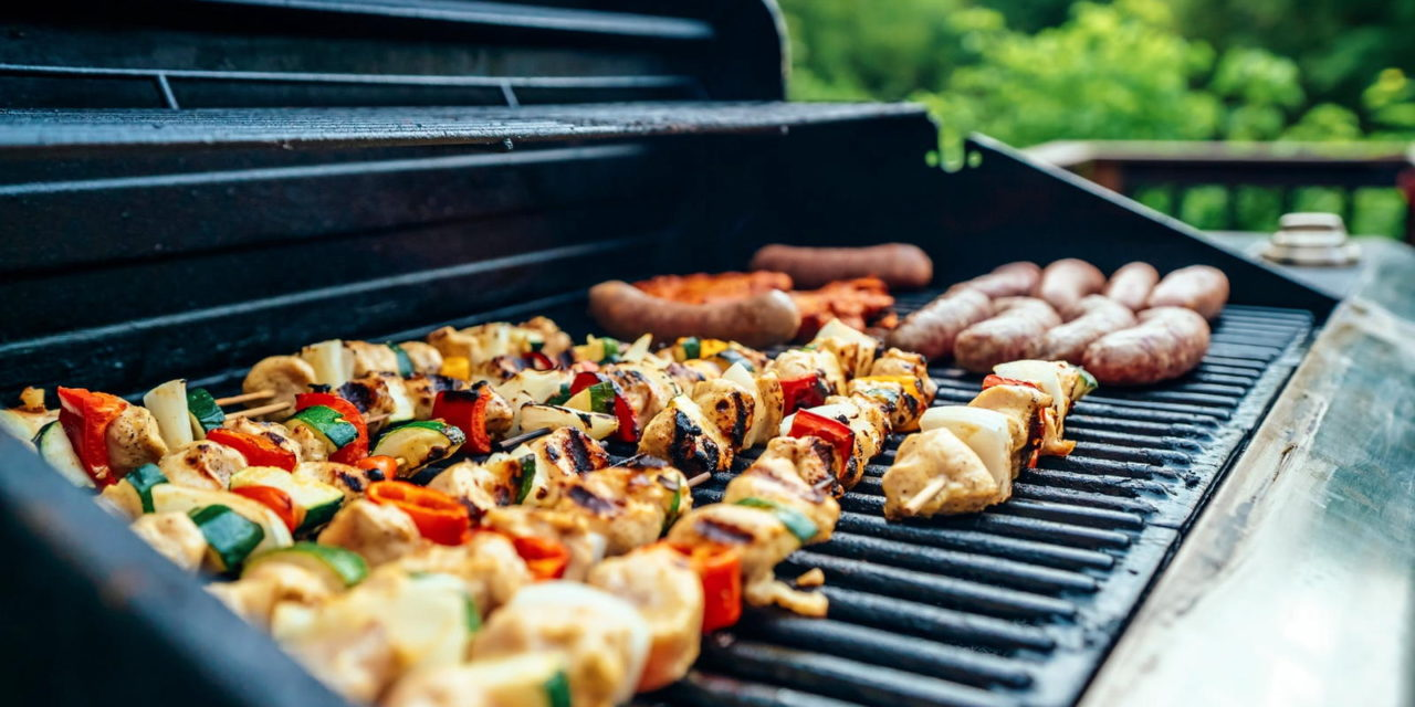McCharly Barbecue Event